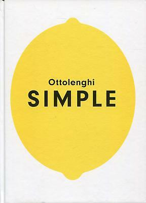 Ottolenghi Simple by Yotam Ottolenghi Hardcover Book Recipes Cook