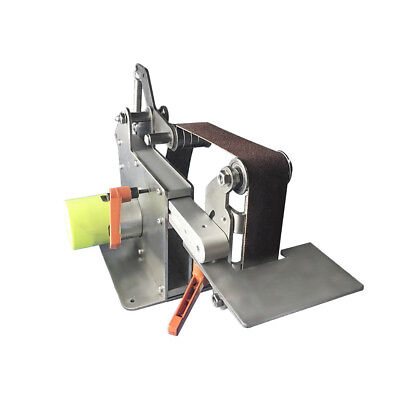 Desktop Belt Sander DIY Metal Polishing Sanding Machine Wood Grinding Machine