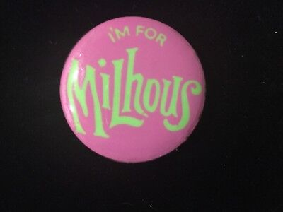 I'm For Milhous 1 1/4 Inch Button Box 9