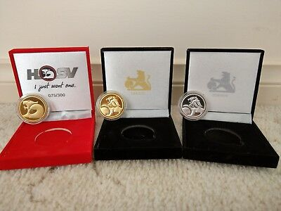 HSV HOLDEN COINS MEDALLIONS - Limited Editions