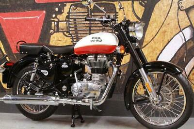 New Royal Enfield 500 Classic Efi Cooperb Baker Express Special!