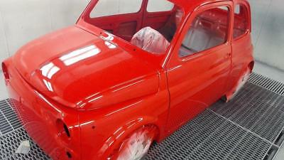 Fiat 500 L Fully restored - Restoration project - SHIPPING INCLUDED