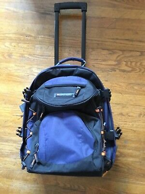 High Sierra Carry-On Wheeled Backpack
