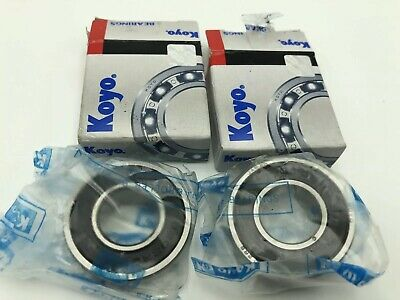 Wholesale Lot 10 Ball Bearings 6202RS 15x35x11 Sealed