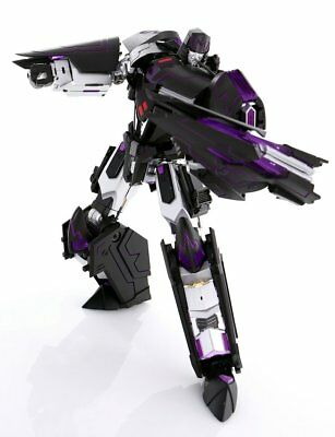 Generation Toy Transformers GT-1G Tyrant Hercules Privilege assembled Megatron