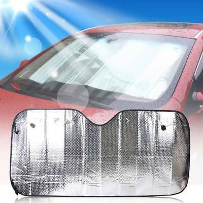 Foldable Catchy Car Windshield Visor Cover Front Rear Block Window Sun Shade