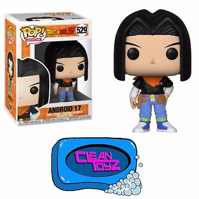 Funko Pop! Dragon Ball Z: Android 17 IN STOCK