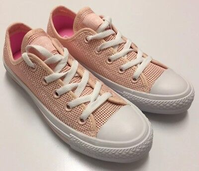 e1188814370a GIRLS CONVERSE GOLD Trainers Shoes Size 2 New - EUR 33
