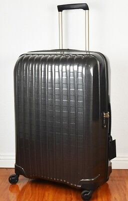 "NEW Hartmann Innovaire 59628-1374 GRAPHITE 32"" Checkable Luggage Spinner DEMO"