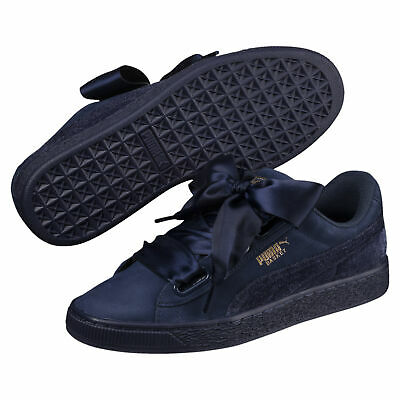 Unused Come Size Basket Trainers With 2 Navy Girls Puma Pink MpqVGLSUz
