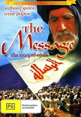 The Message - Anthony Quinn   -  DVD