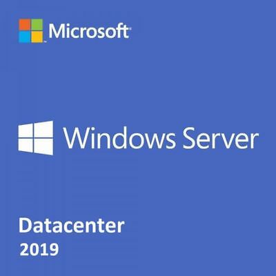 Windows Server 2019 Datacenter Edition Retail License Key And Download Link