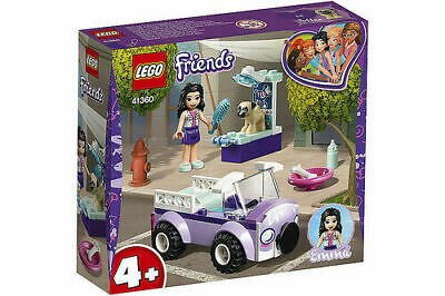 Lego 41360 Friends La Clinica Veterinaria Mobile Di Emma Gen 2019