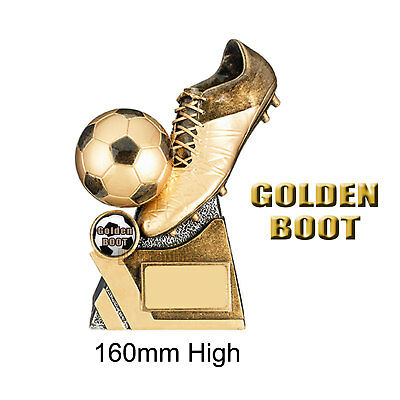 Maxima Giant Golden Ball FREE LUXURY ENGRAVING * FOOTBALL TROPHY TR15583