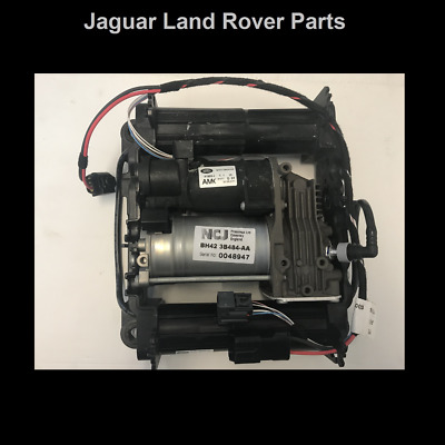 Range Rover SPORT Land Rover DISCOVERY SUSPENSION COMPRESSOR PUMP NEEDS RECON