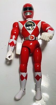 Mighty Morphin Power Rangers Red Ranger Action Figure Bandai 1993