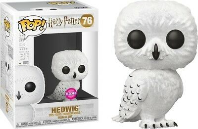 Figurine Funko Pop! Harry Potter 76 Hedwig Flocked Limited Edition 10cm