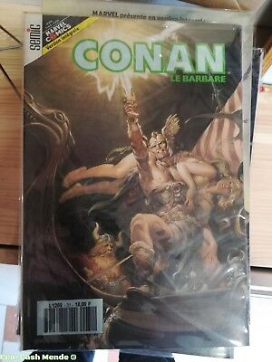 Bd Conan Le Barbare N°31 Marvel Semic France