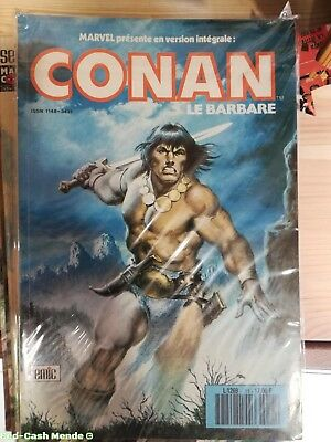 Bd Conan Le Barbare N°11 Marvel Semic France