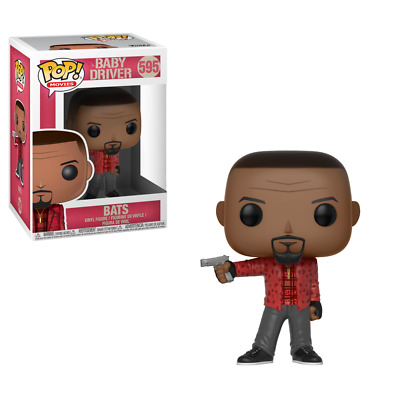 Figurine Funko Pop! Movies Baby Driver 595 Bats 10cm