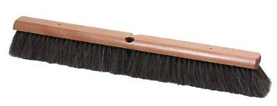 MARSHALLTOWN The Premier Line 6442 24-Inch Natural Horsehair Wide Block Broom