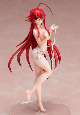 Anime Freeing High School DxD Rias Gremory Red PVC Figure New No Box 13cm