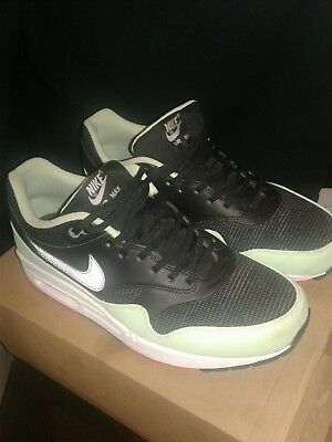 63753e4cf875a9 Nike Air Max 1 Fb Yeezy Mens Shoes Size 10 Black Mint Pink Neon Rare 579920