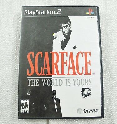 scarface game ps2