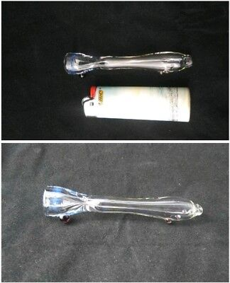 Glass Color Change Pipe Chillum