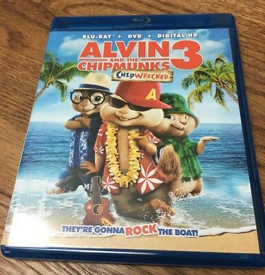 alvin and the chipmunks chipwrecked dvd 5 00 picclick