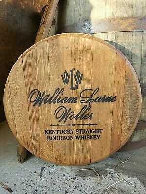 This Is Us Bourbon Barrel Heads * Wedding Guest Book * Monogram * Your Bame