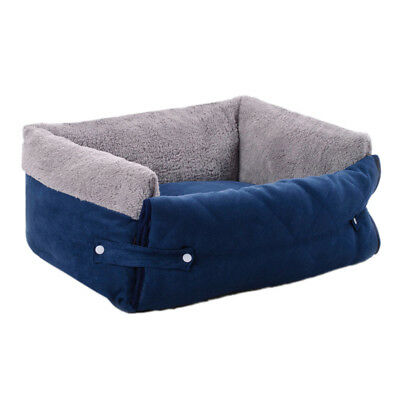 Pet Dog Cat Bed Puppy Cushion House Warm Kennel Sofa Mat Pad Blanket Washable