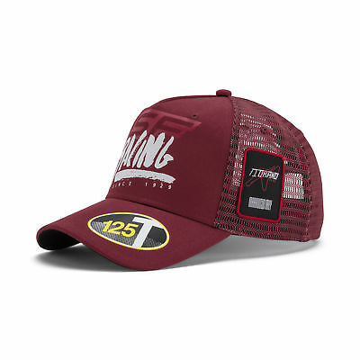 PUMA Ferrari Fan Street Hat Men Cap Auto New