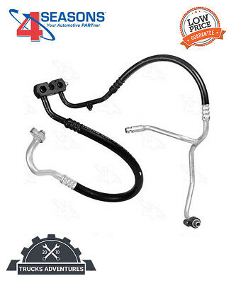 Four Seasons A/C Refrigerant Discharge / Suction Hose Assembly P/N:56375