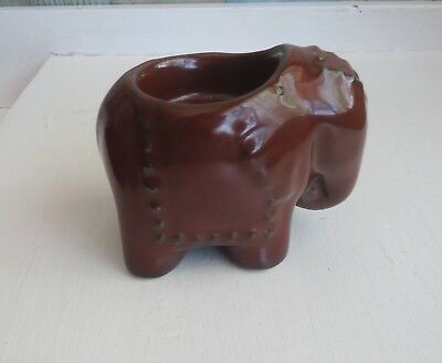 Lovely PartyLite Tea Light Candle Holder *Cute Thai Elephant