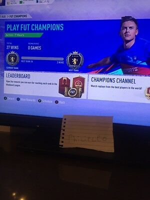 FIFA 19 Ultimate Team Top 100/ Elite 1 Custom Tactics & Tips Fut Champs XBOX PS4