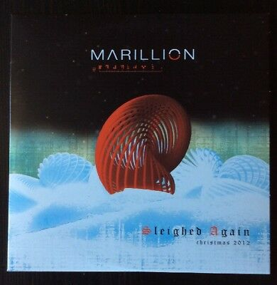 Marillion Fanclub Christmas 2012 DVD