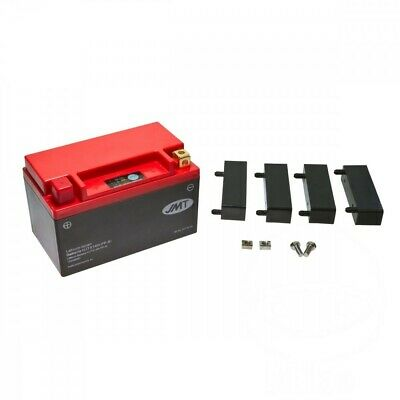 Lithium Ionen LiFePo4 Batterie HJTX14H-FP 12V BMW F 650 800 GS ABS Bj 2009-2012