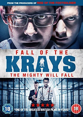 Fall Of The Krays Dvd Dvd New