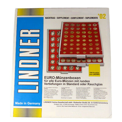 LINDNER Stamp Album Supplements - choice of countries and years