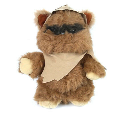 Kenner Star Wars Return of the Jedi Wicket Ewok Plush Vintage 1983