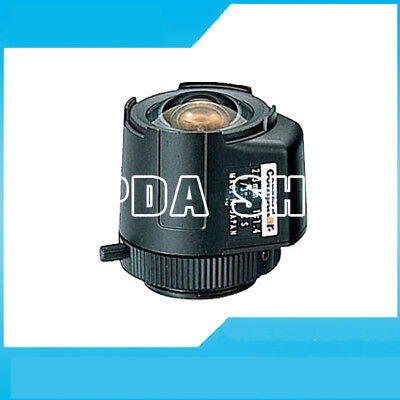 """1PC Computar TG2314FCS-3 2.3mm 1/3"""" Automatic Aperture Focusing Monitor Lens#SS"""