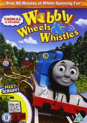 Thomas the Tank Engine and Friends: Wobbly Wheels and Whistles DVD NEW
