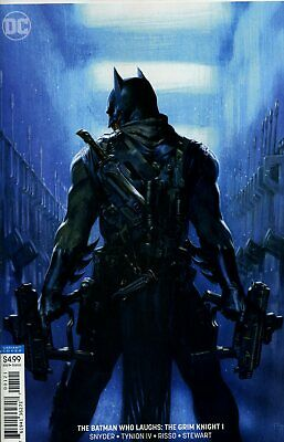 Batman Who Laughs The Grim Knight #1 Variant Ed - Dc- H849 - Preorder 13.03.2019