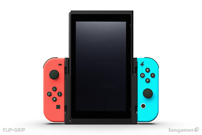 Flip Grip controller for Nintendo Switch Portrait gameplay accessories