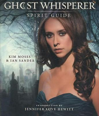 Ghost Whisperer: Spirit Guide by Kim Moses (English) Paperback Book Free Shippin
