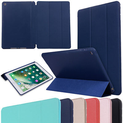 New Smart Stand Leather Magnetic Case For Apple iPad Air A1566 A1567 A1474 A147