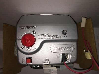 Honeywell WT8840A1000 Water Heater Gas Valve Control A.O. Smith & Rheem Bradford