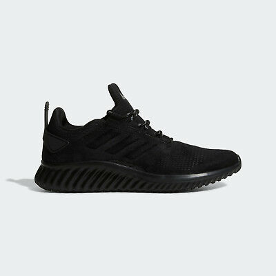 Mens Adidas Alphabounce CR Black Running Athletic Sport Shoes DA9934 Sizes 9-14