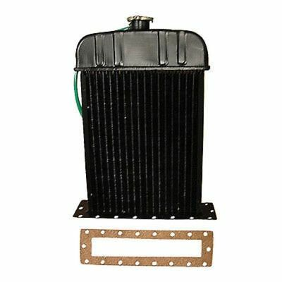 New Radiator For Farmall Cub & Cub Lowboy 351878R9 International Tractor 4 Row
